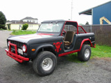 1967 Ford Bronco 4 Sale